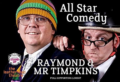 The Raymond & Mr Timpkins Revue