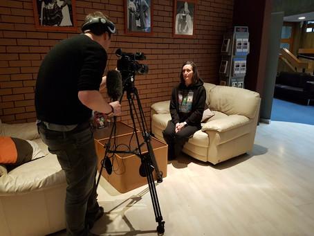 Leatherhead Rep on TV
