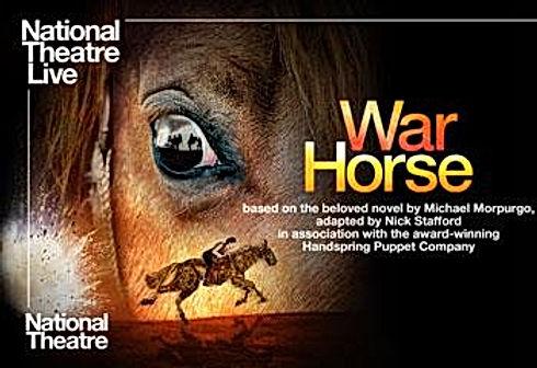 National Theatre  - War Horse