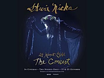 Stevie Nicks: 24 Karat Gold The Concert