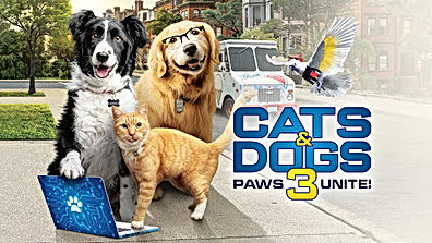 Cats & Dogs Paws Unite