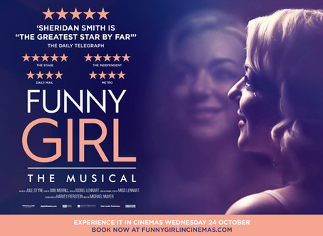Funny Girl The Musical On Sale