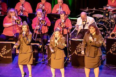 Terry Steel's Astor Big Band presents The Glenn Miller Story