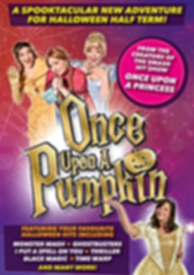 Once Upon a Pumkin