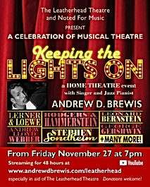 Keeping the Lights on with Andrew D. Brewis