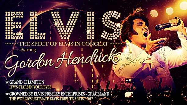 The Spirt of Elvis starring Gordon Hendricks