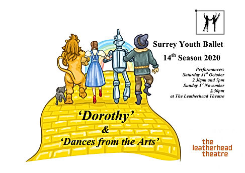 SYB Presents Dorothy & Dances from the Arts