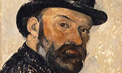 EOS: Cezanne - Portraits of Life