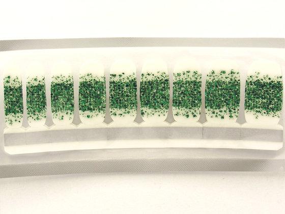 Emerald Glitter Tips (Overlay)