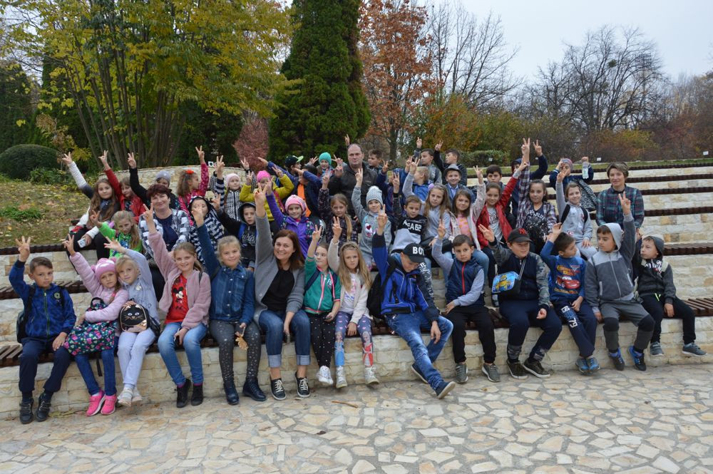 Excursie la Iași pentru copiii din Șcheia