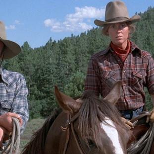 Aufstand der Aufrechten - Eine Farm in Montana (Comes a Horseman)