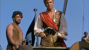 Der rote Korsar - The Crimson Pirate