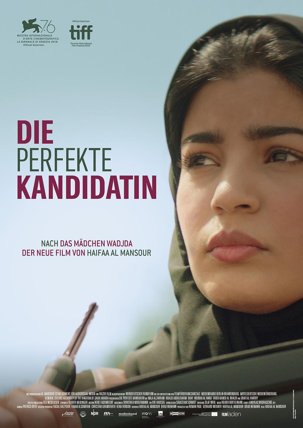 Die perfekte Kandidatin (DVD) – jpc