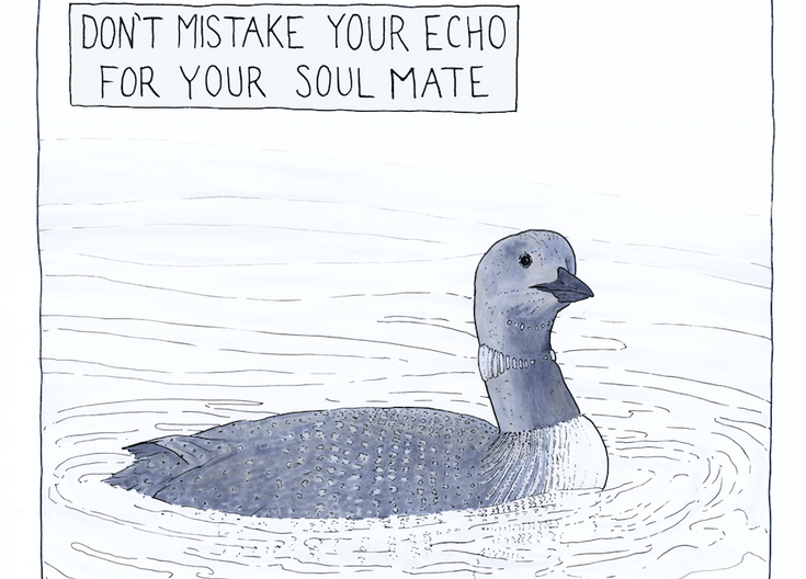 Don't Mistake Your Echo for Your Soul Ma