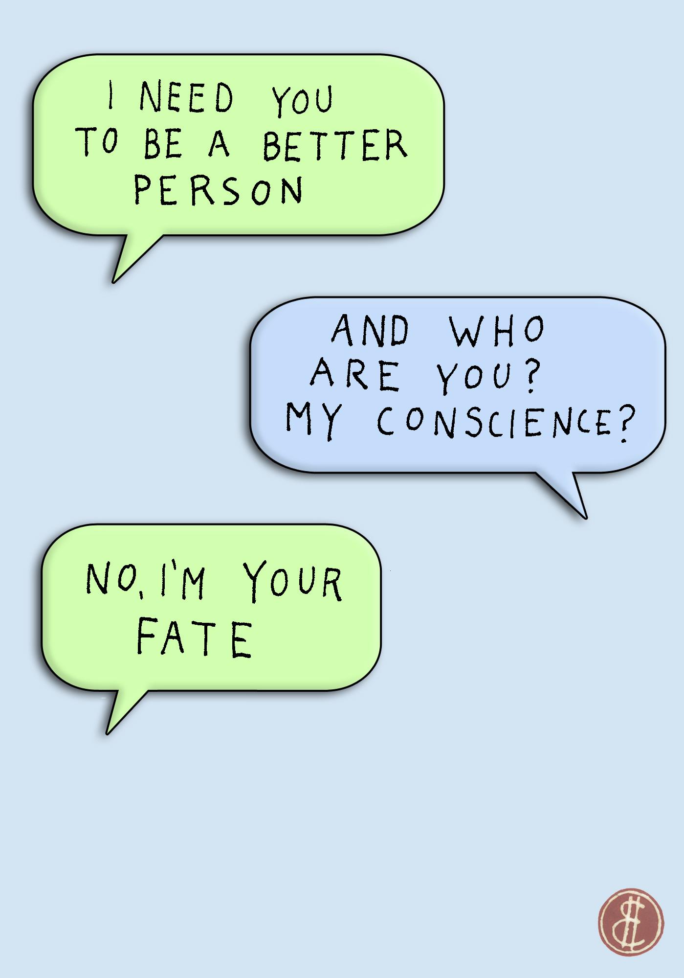 Fate SMS