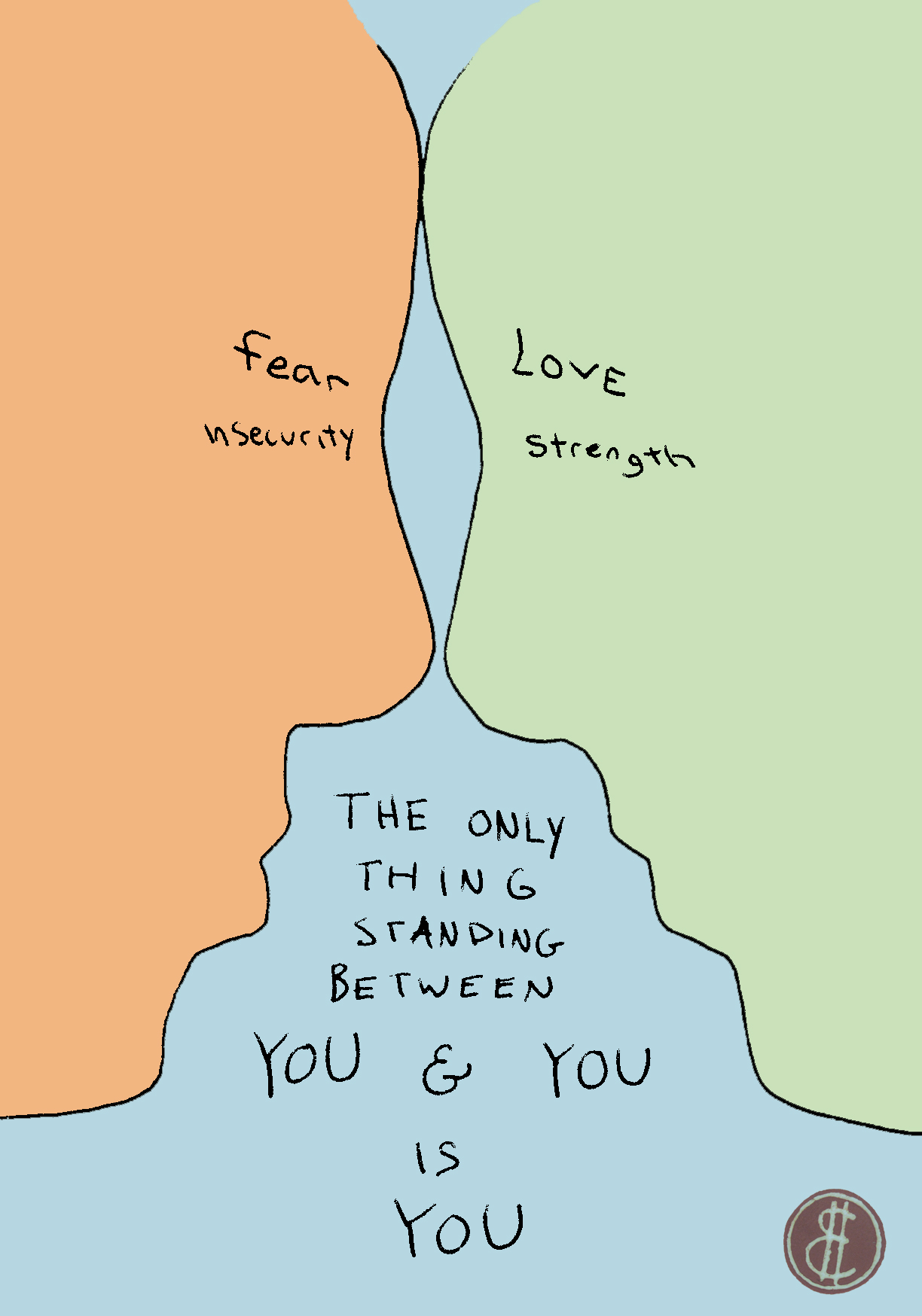 You and you