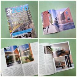 Azero magazine (IT)