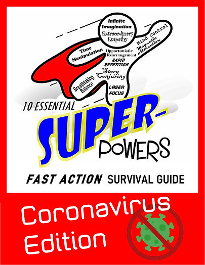 10 ESSENTIAL SUPERPOWERS CORONAVIRUS EDI