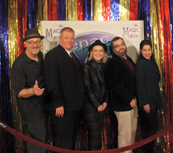 With 2016 host and judges