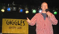 StandUp Hosting Giggles Comedy Club
