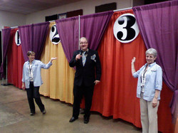 Conference entertainment, Let's Make A Deal Style