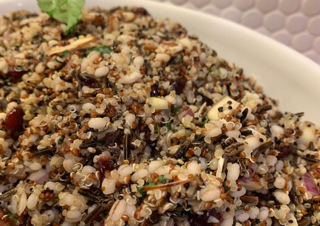 Mixed Grain Salad