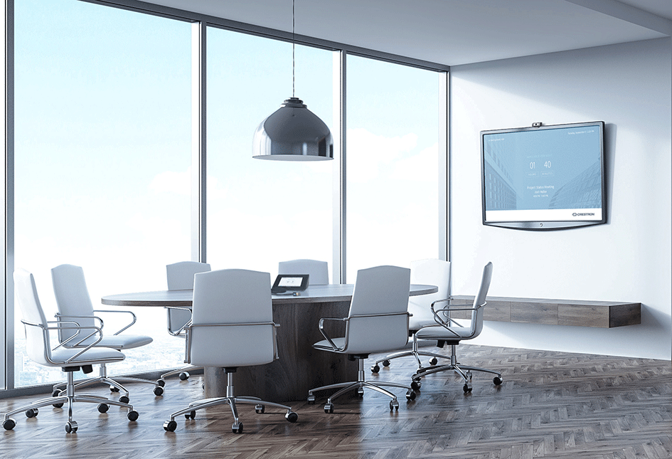 Crestron Small Conference Room