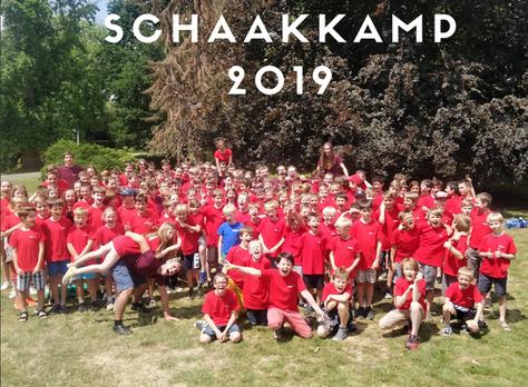 Schaakkamp dag 5 en inschrijving editie 2020
