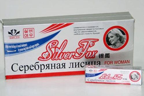 Серебряная Лисица  капли для женщин