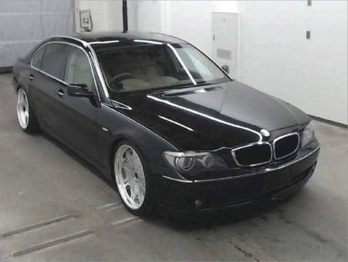 BMW 7 SERIES Year 2006 Engine 4800 Cc Mileage 94000 Km Chassis WBA HN82040DE37881