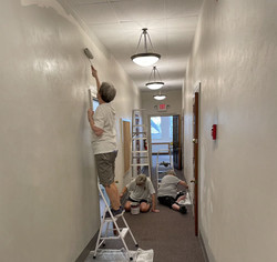 Hall Painting