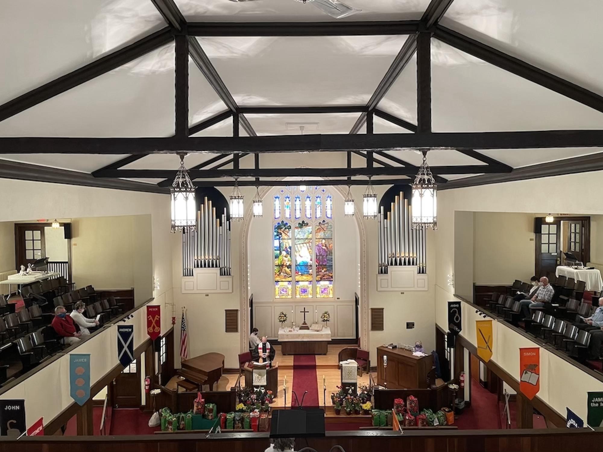 Easter Sanctuary
