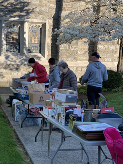 Church Yardsale