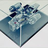 Teca LEGO CreativLab - Razor Crest