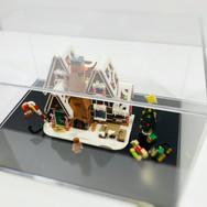 Teca LEGO CreativLab - La Casa Degli Elfi