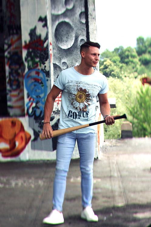 T-shirt Go Wild UOMO - FLOWER
