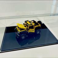 Teca LEGO CreativLab - JEEP