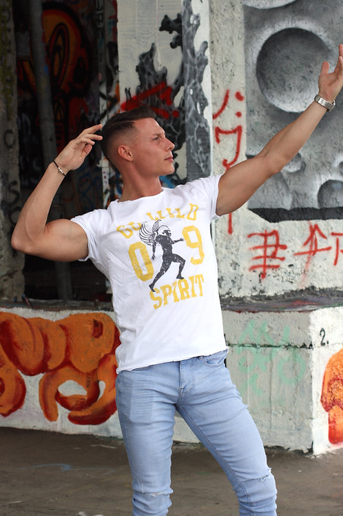 T-shirt Go Wild UOMO - SPIRIT