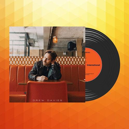 DREW DAVIES ALBUM (VINYL)