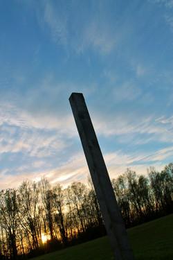 Memorial Post