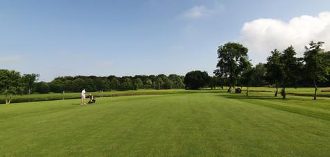 Drax Golf Club Hole 4