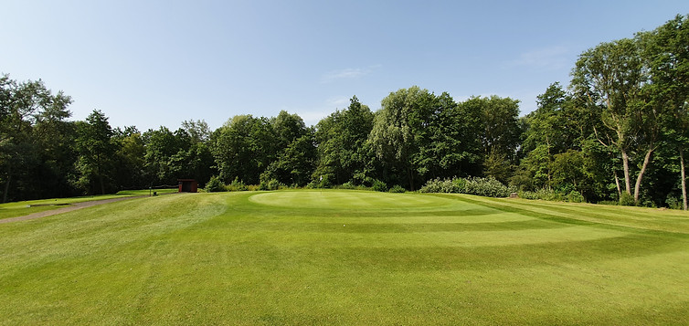 Drax Golf Club Hole 3