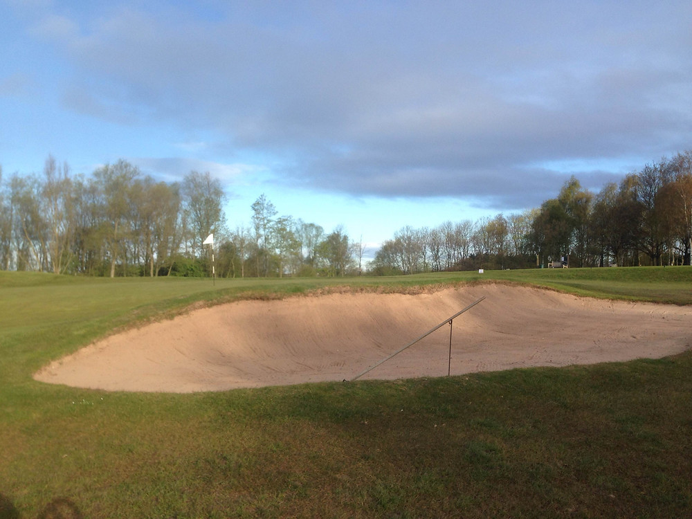 11th bunker ready for the playing season