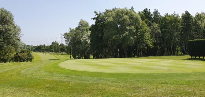 Drax Golf Club Hole 10