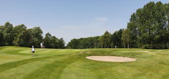 Drax Golf Club Hole 17
