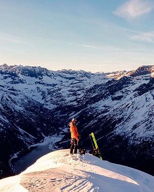 Week end di scialpinismo e arrampicata in valle dell'orco