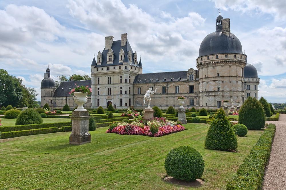 Château de Valençay - Foxie