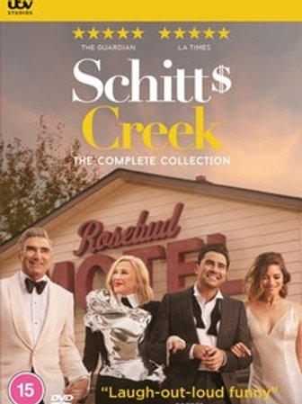 Shitt$ Creek - The Complete Collection
