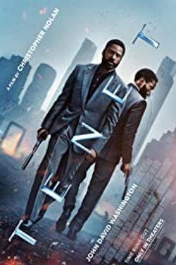 Tenet Blu-ray/DVD/Digital