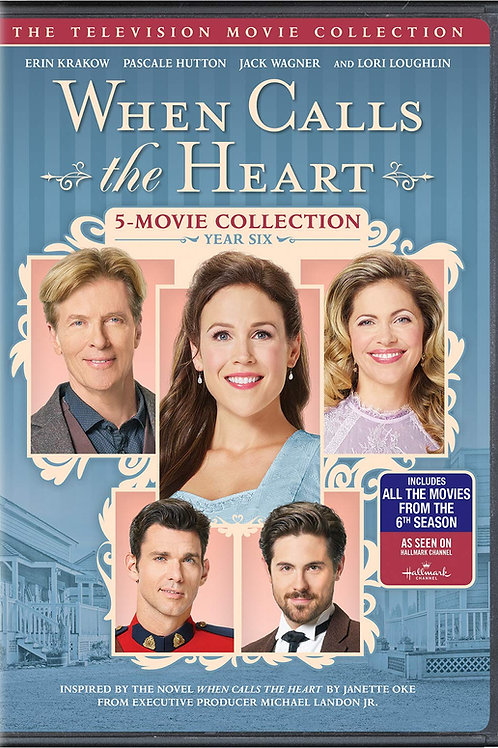 When Calls the Heart - Year Six - 5 Movie Collection
